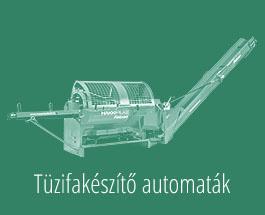 TÜZIFAKÉSZÍTŐ AUTOMATÁK
